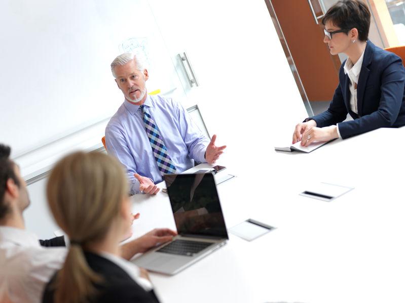 executive team training