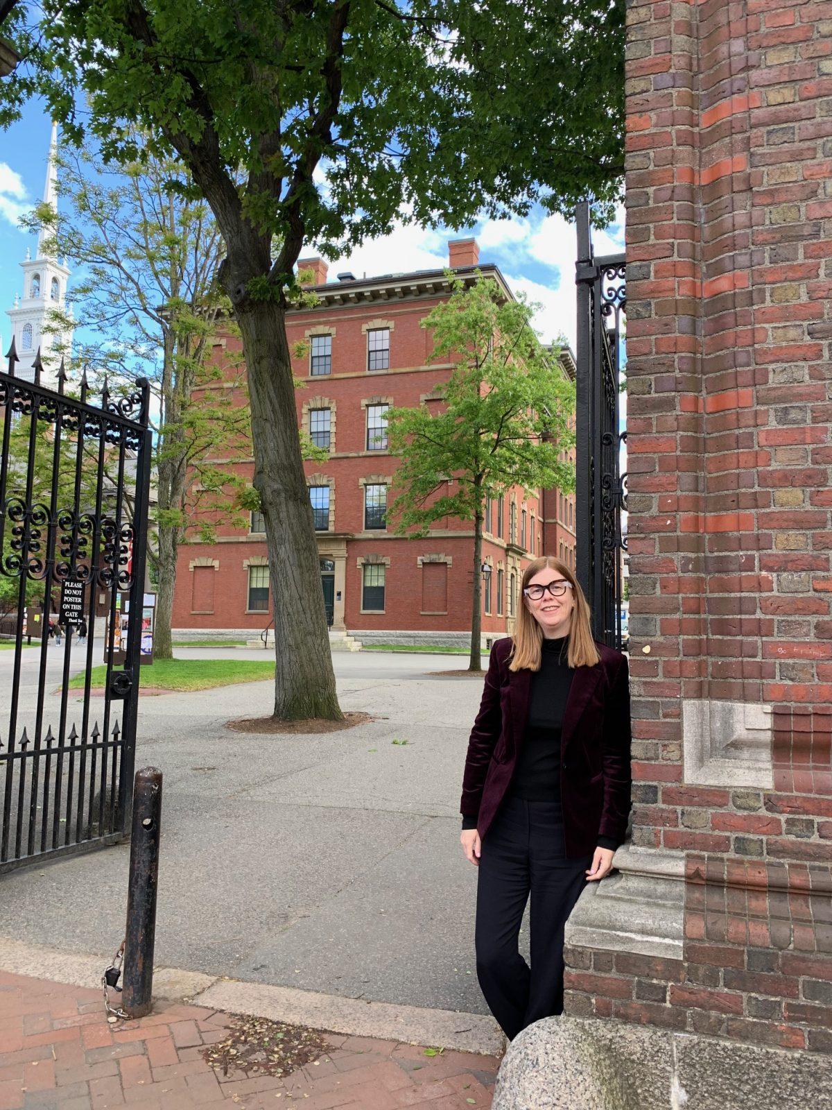 Harvard trustee leadership